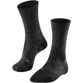 Falke TK2 Wool Vandresokker Damer, grå